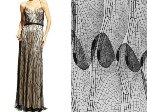 Adrianna Papel dress