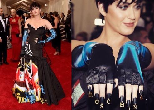 Katy Perry in Jeremy Scott