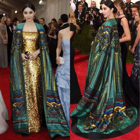 Fan Bingbing in Chris by Christopher Bu